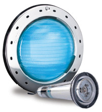 service swimming pool light