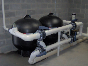 Commercial Pool Equipment Repairs